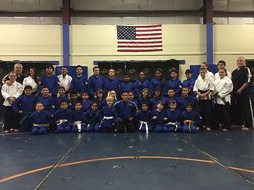 Danbury Mixed Martial Arts Kids Karate Grappling Bully Defense MMA
