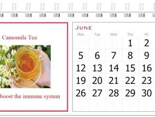 Tea for June