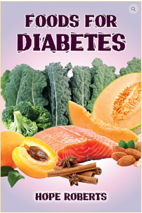 FOODS FOR DIABETS | Book