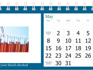Your Health Check For May