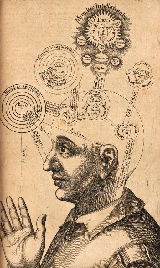 From Utriusque Cosmi Historia - Robert Fludd