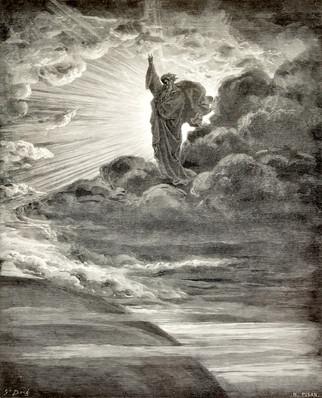 Dore Bible Frontispiece