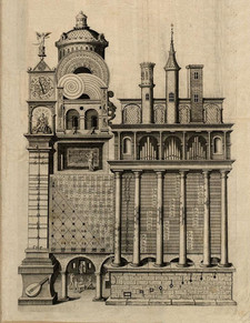 Temple of Music, Robert Fludd