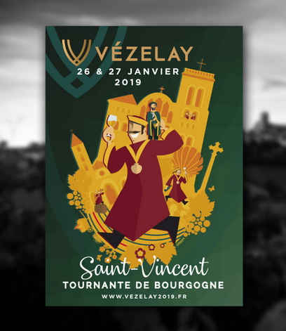 Affiche Saint-Vincent Tournante 2019