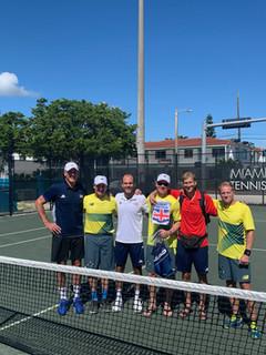 My Miami tennis diary
