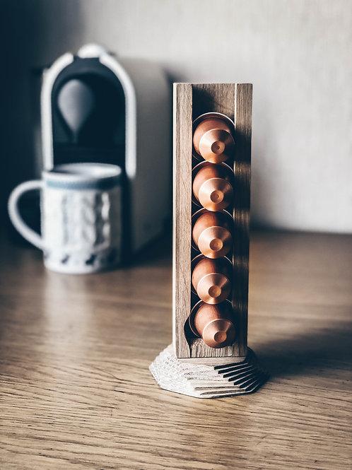 KUNA coffee Диспенсер для кофейных капсул (10 шт.)