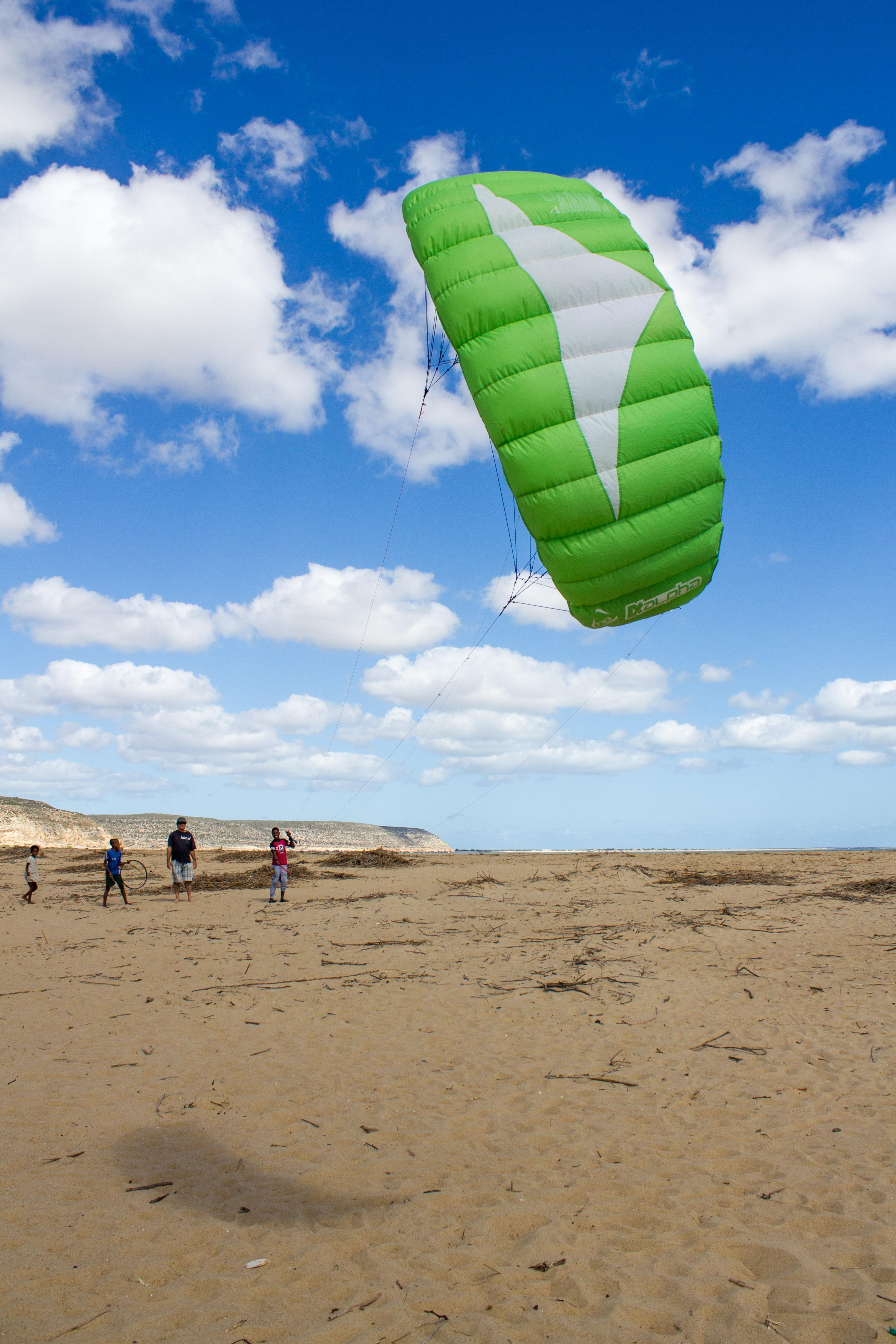 St Augustin kite