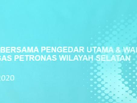 Petronas Southern LPG Dealer Meeting 10 January 2020
