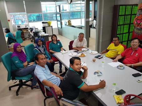 Dealer and Sub Dealer Meeting at Rompin Enterprise Sdn Bhd