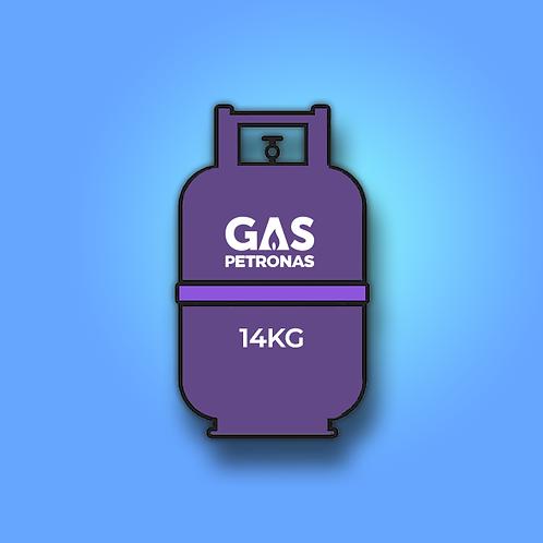 Petronas Gas Cylinder Purple (14KG)