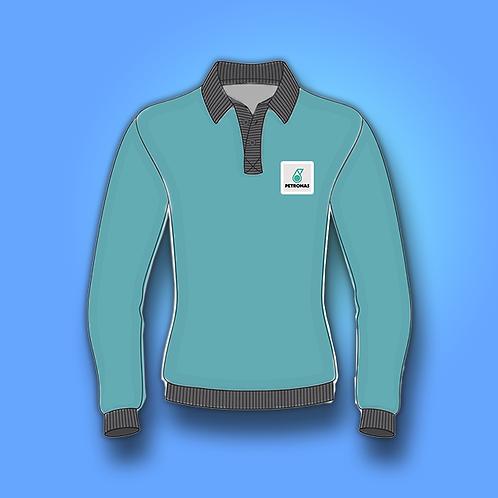 PETRONAS T-Shirt- Long Sleeve