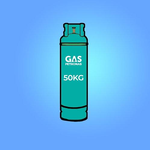 Petronas Gas Cylinder (50KG) - Vapour Type