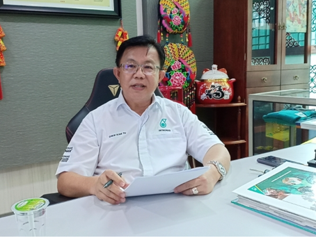 赵金土:行管期行业照操作·天然气供应充足