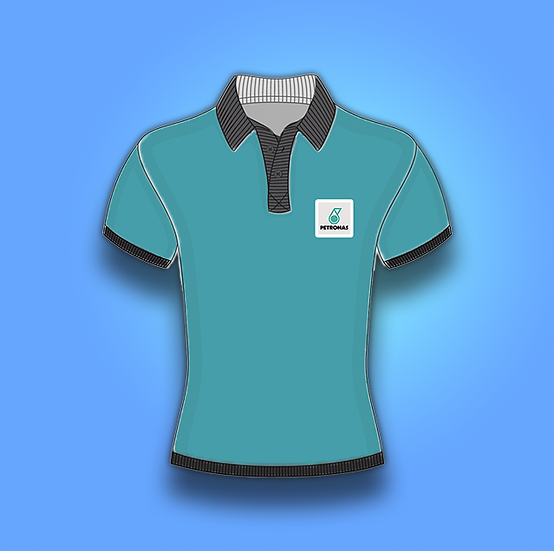 Petronas T-Shirt- Short Sleeve