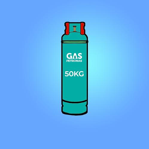 Petronas Gas Cylinder (50KG) - Liquid Type