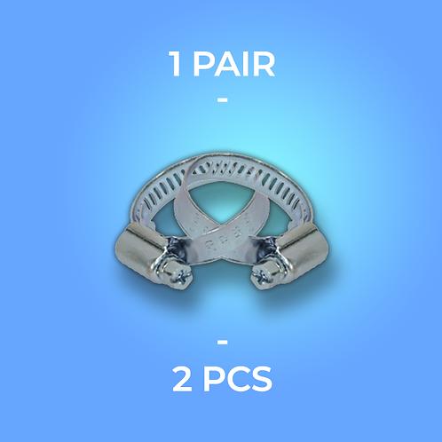 ORBIT Hose Clip Pair/2pcs