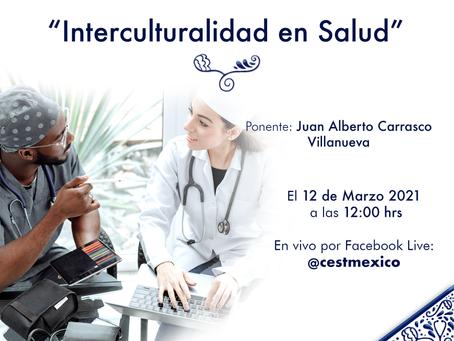 """Ponencia """"Interculturalidad en Salud"""""""
