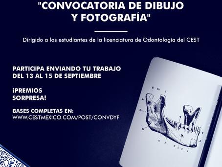 CONVOCATORIA DE DIBUJO Y FOTOGRAFÍA