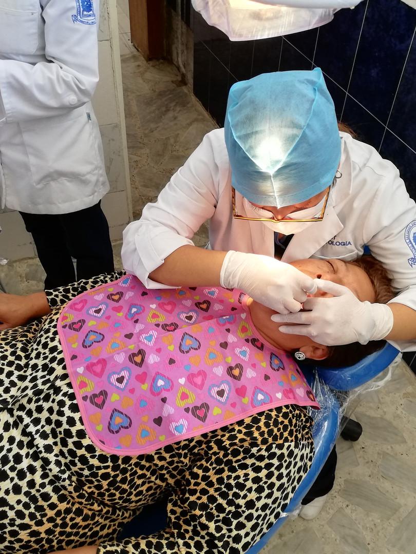 Prácticas Odontología