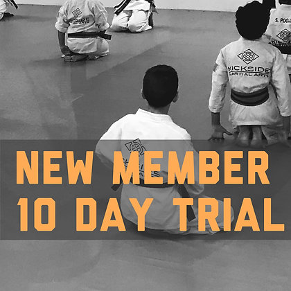 New Member 10 Day Trial