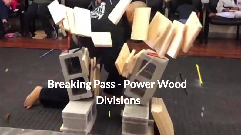 Wood Competition Pass