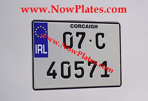 1 of German pressed Plate Square 280x200mm