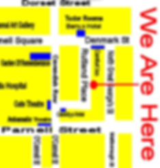 Nowplates location map