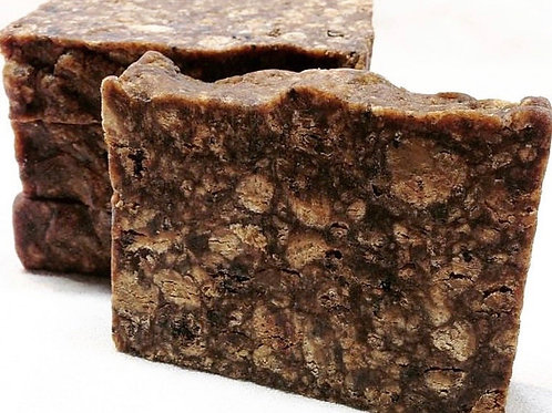 Holy Grail African Black Soap Bar