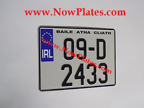 NCT Square Pressed Plate 280mm x200mm