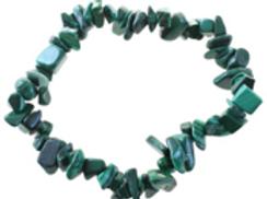 Malachite, bracelet