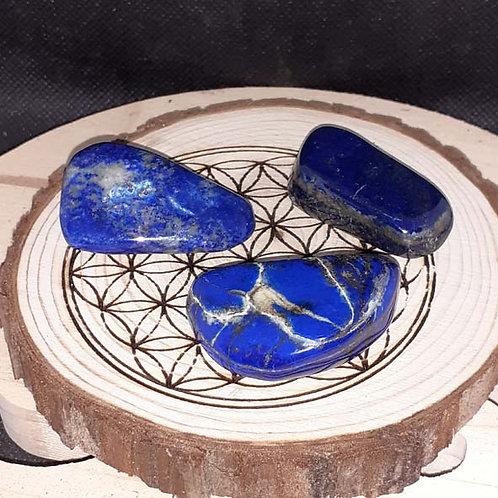 Lapis lazuli, 26 g, pierre roulée