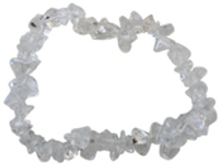 Cristal de Roche, bracelet