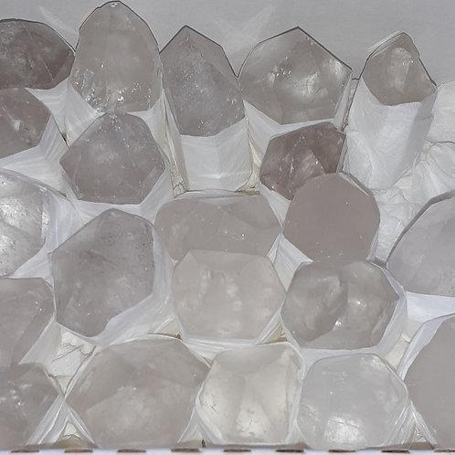 Cristal de roche, petite pointe