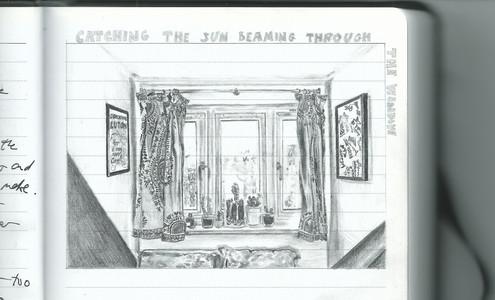 Window diary no. 2