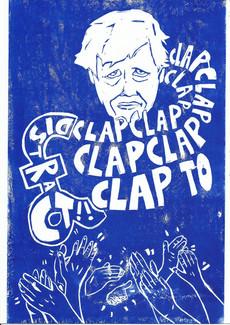 Clap, clap, clap