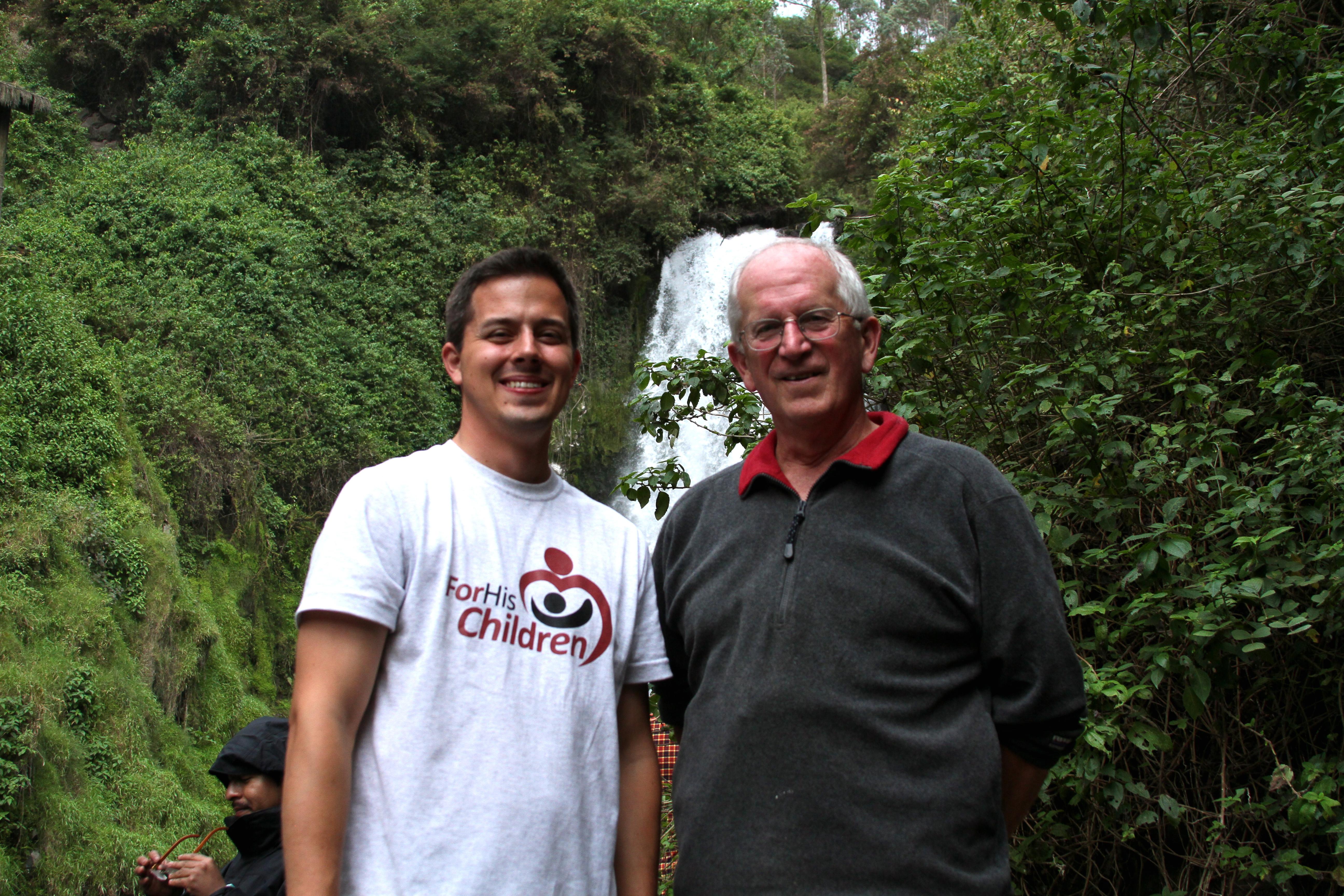 Jason & Bob- Eucador