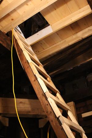 New Floor Above & Cutout