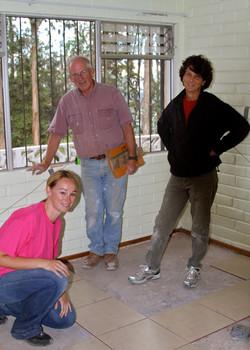 Tammy, Bob, Rama- Ecuador