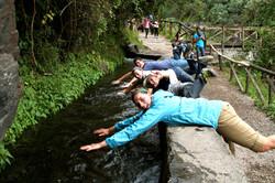 stream of youth- Ecuador