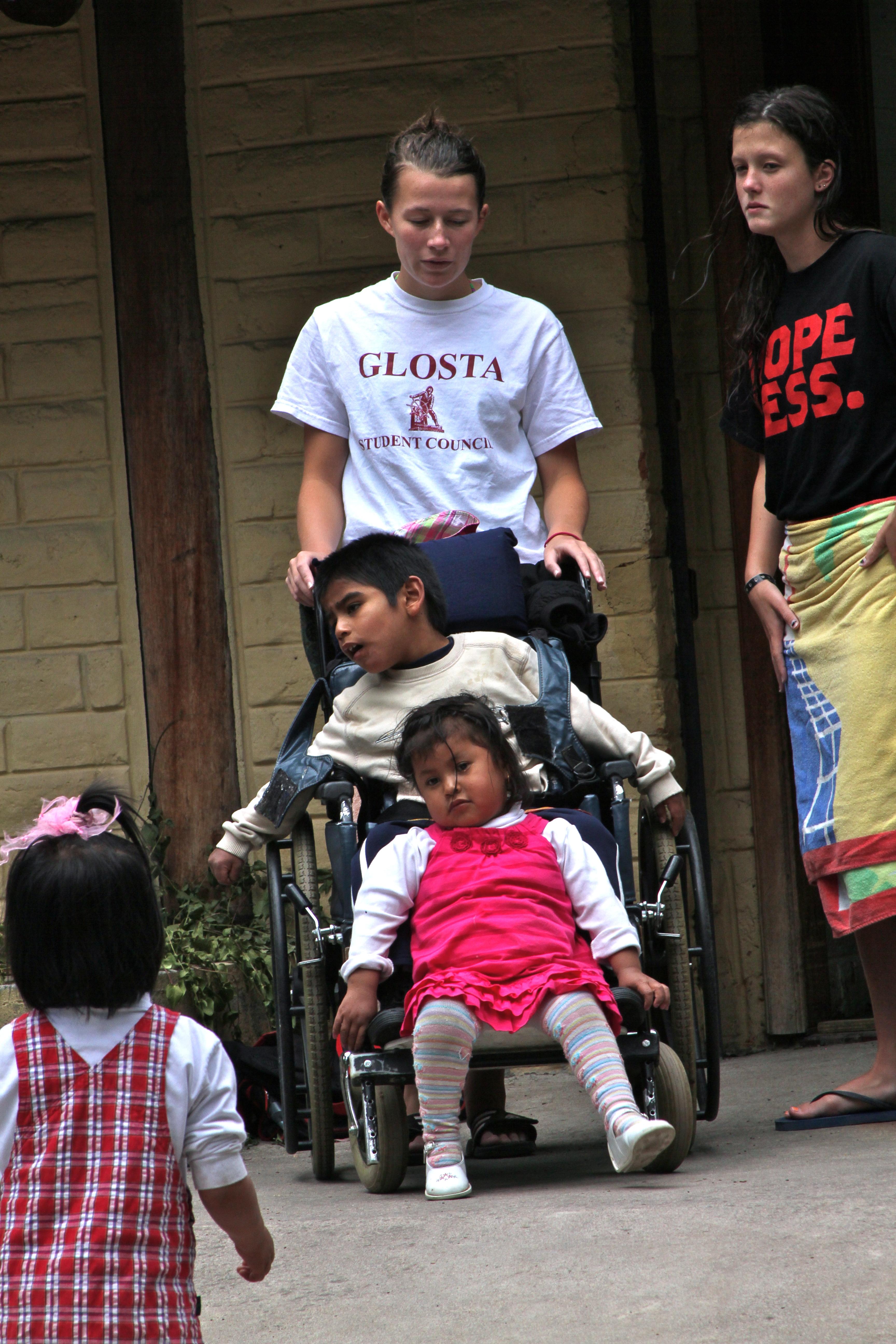Quito orphans