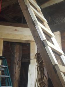 Reinforced Ladder