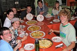 pizza in Latacunga