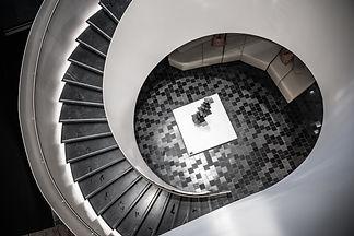 escalier colimasson, design, Montreal