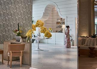 lobby design, Hotel Sls Baha Mar