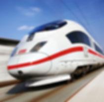 ซื้อตั๋วรถไฟเยอรมัน เยอรมันพาส German Rail Pass