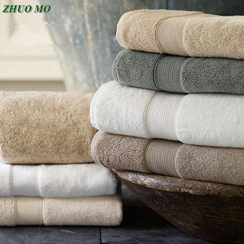 Luxurious Egyptian Cotton Beach Towel