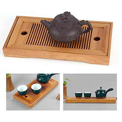 Chinese Solid Tea Tray