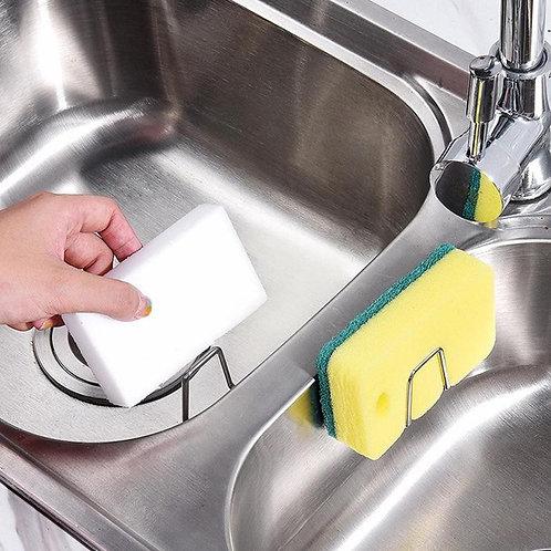 Stainless Steel Sink Sponge Holder