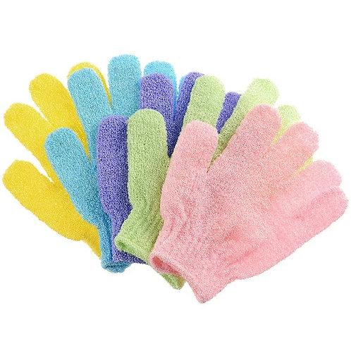 Exfoliating Gloves Body Mitt
