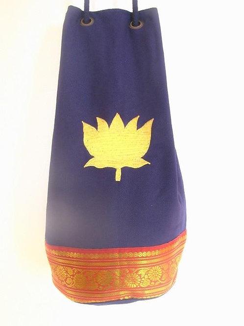 Kids Lotus Yoga  Mat  Bag
